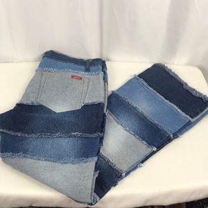 Vintage Zana • di Jeans Boho Flare Size 13